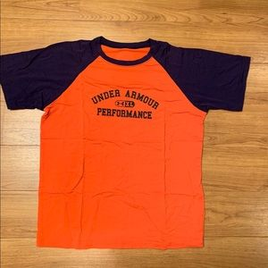 Under Armour Dry Fit Tee Shirt Youth Extra Large